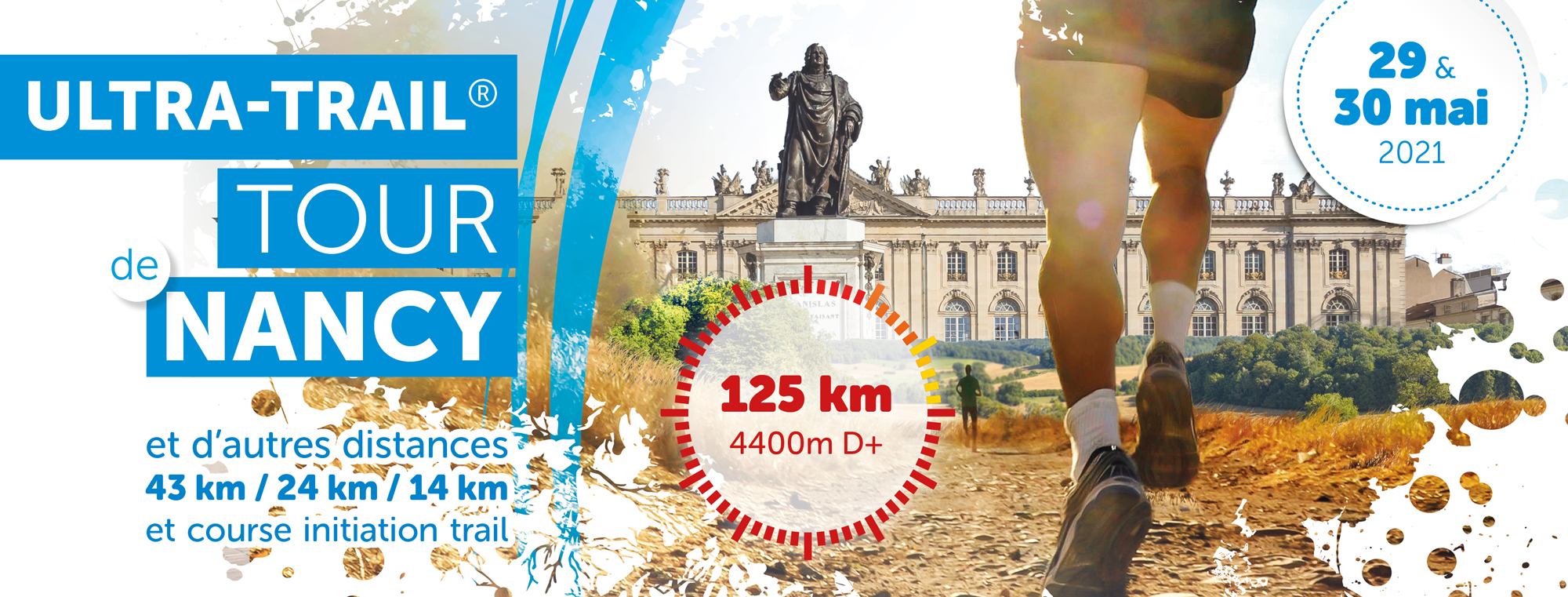Ultra-Trail® Tour Nancy