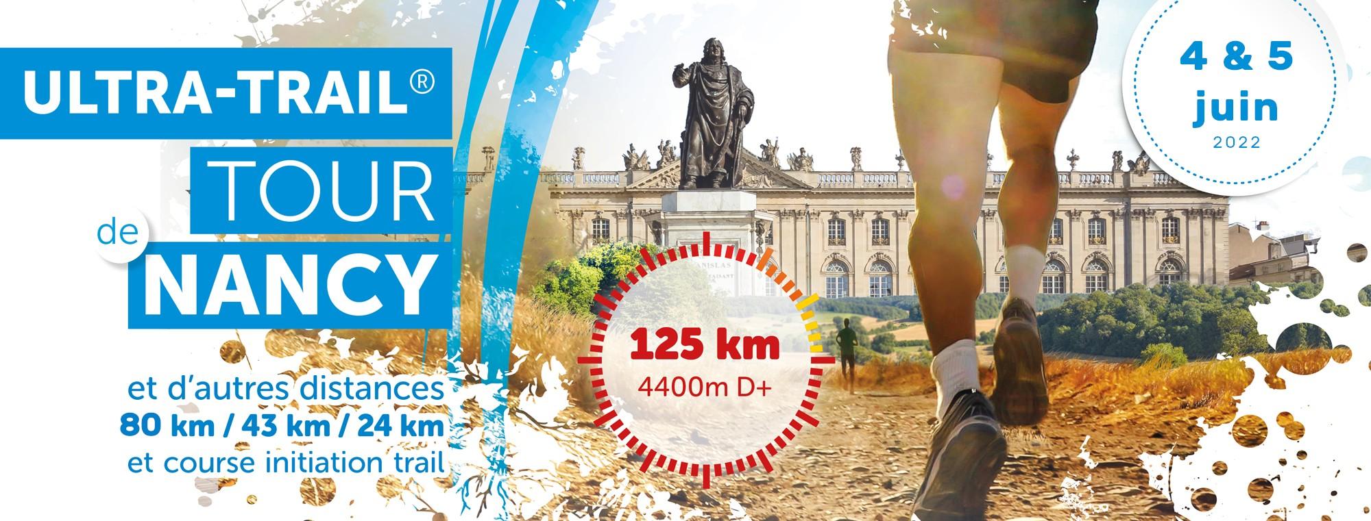 Ultra-Trail® Tour Nancy